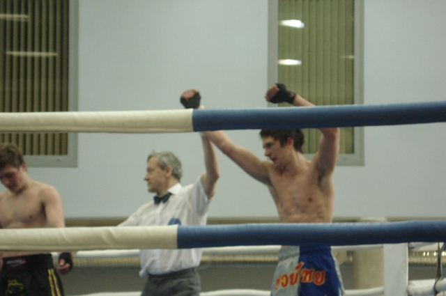 Sergei Zarudni 2.koht Eesti meistrivõistlusel 2008a.